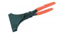 Кровельные клещи и инструмент для обжатия металла в Подольске Клещи прямые